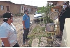 Más de 180 comedores populares sin alimentos, en Tumbes