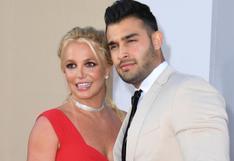 Britney Spears cierra su cuenta de Instagram tras anunciar su compromiso con Sam Asghari