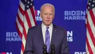 """Elecciones USA: Joe Biden promete actuar desde el """"primer día"""" para detener la COVID-19"""