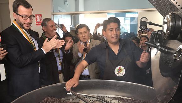 Comunidad Andina y Unión Europea inauguran modernas plantas productivas en Zona de Integración Fronteriza Perú- Bolivia