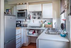 Cómo mantener la limpieza de los electrodomésticos de la cocina