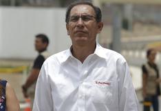 Martín Vizcarra fue recibido con insultos en aeropuerto de Piura (VIDEO)