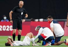 Dani Ceballos sufrió un pisotón y la terrible imagen de su tobillo ya es viral | FOTO