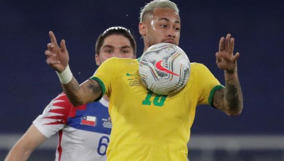 Neymar fue criticado por adelantar que analizará su retiro del fútbol. (Foto: EFE)