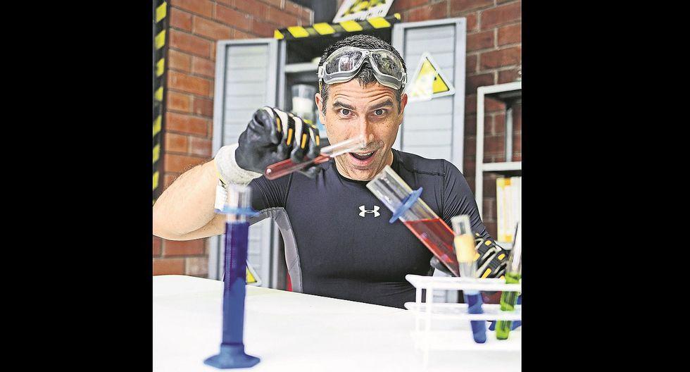 """Renato Gianoli: """"La sociedad debe mirar a los científicos como rockstars"""""""