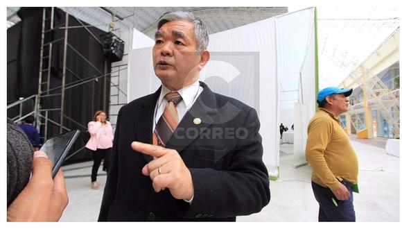 El exlegislador de Fuerza Popular también explica por qué no apoya a Keiko Fujimori en estas elecciones