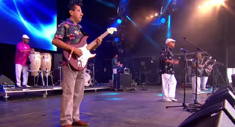 Festival Glastonbury: Cumbia All Stars representa a Perú en festival inglés (VIDEO)