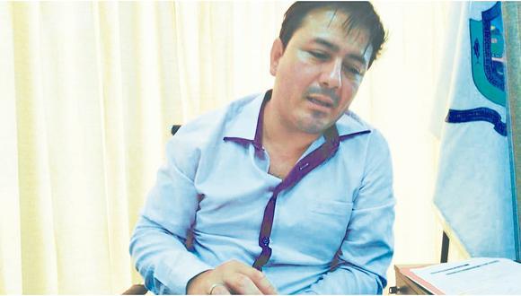 Otorgarían 45 días de licencia al gobernador regional de Tumbes