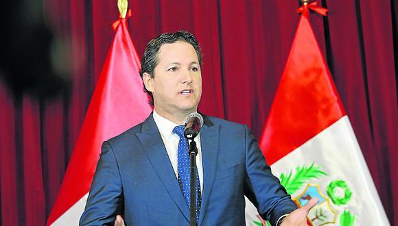 Daniel Salaverry lamenta que en el Perú no se pueda aplicar la pena de muerte a violadores