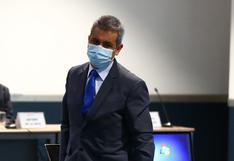 Tomás Gálvez: Dan por concluida su designación en Fiscalía Suprema en lo Contencioso Administrativo