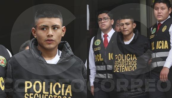 'Bebacho' ha sido detenido en numerosas oportunidades por diversos delitos.