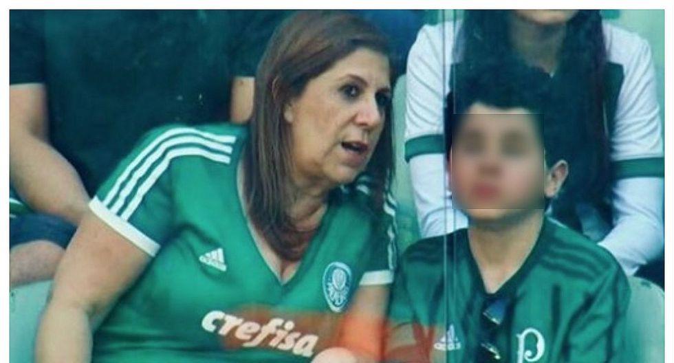 Niño invidente vive los partidos del Palmeiras gracias a los relatos de su madre (VIDEO)