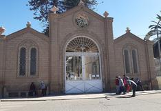 Descartan atención en cementerios en el Día de todos los santos