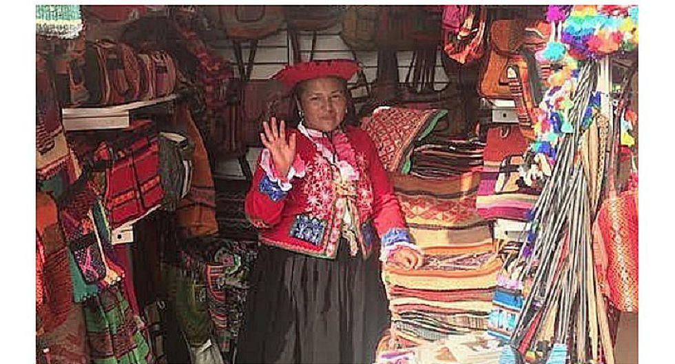 Artesanía: Pequeños emprendedores cusqueños exponen en Miraflores