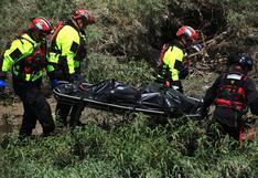 Encuentran a un migrante muerto al borde del río en la frontera entre México y EE.UU.