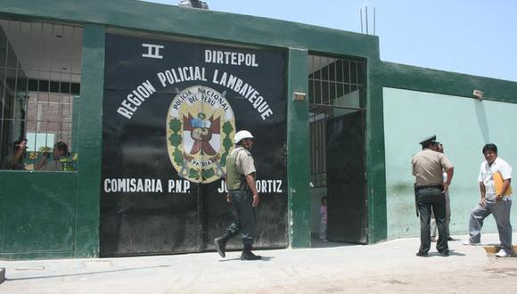 Chiclayo: Le encuentran arma y marihuana a chofer intervenido