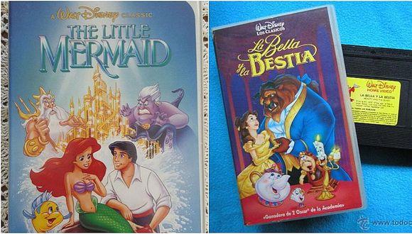 Tus películas de Disney en VHS podrían valer miles de dólares