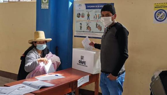El trámite para solicitar tu dispensa por no ir a votar puedes hacerlo de forma virtual en la plataforma que habilitó el JNE. (Foto: ONPE)