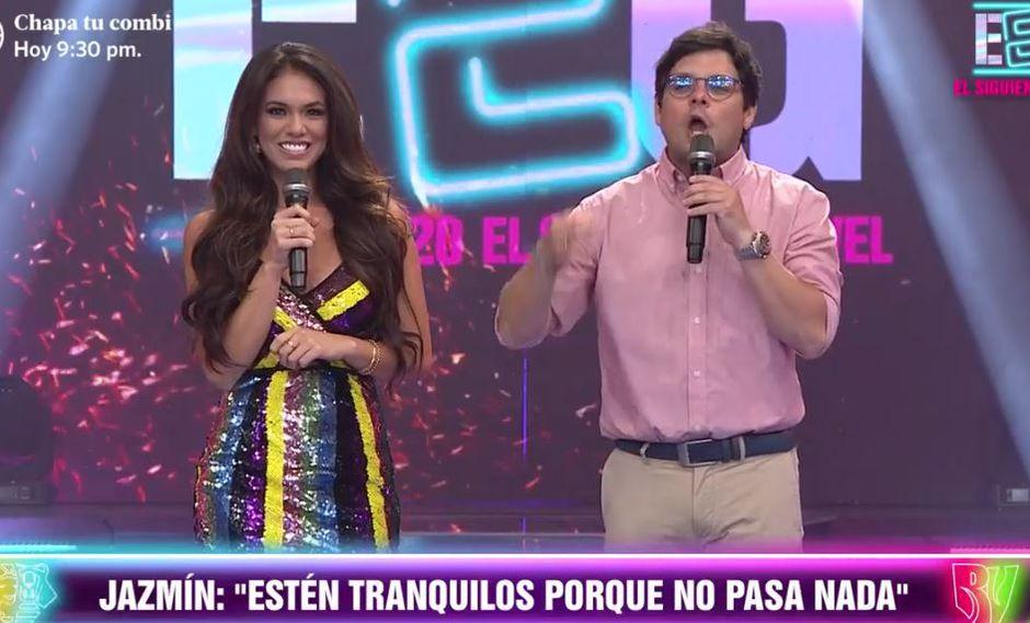 Jazmín Pinedo volvió a 'Esto es guerra' tras demanda de Latina. (Video: AméricaTV)