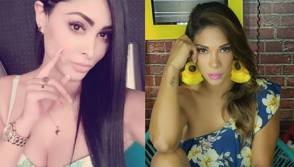 Pamela Franco sobre Karen Dejo: No creo que haya vivido tanto como ella