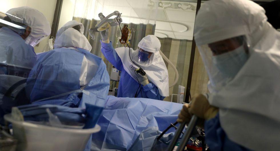 Distrito de Chimbote lidera en número de infectados por COVID-19 en la región Áncash. (Imagen referencial / Justin Sullivan / Getty Images / AFP)