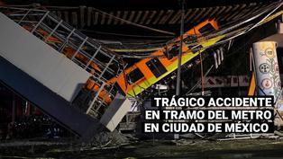 Tragedia en México: ¿Qué han dicho las autoridades locales tras el accidente de la línea 12 del metro?