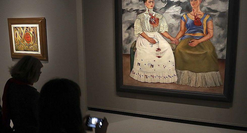 Subastan un cuadro de Frida Kahlo nunca antes exhibido