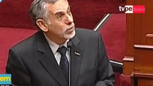 """Pedro Francke tras rebaja de calificación de Moody's: """"Estamos sólidos"""""""