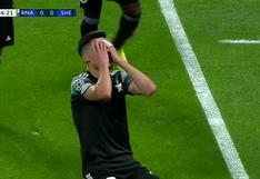 Gustavo Dulanto celebra: Jakhshibaev puso el 1-0 del Sheriff vs. Real Madrid (VIDEO)