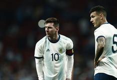 """""""Lo esperamos con los brazos abiertos"""": Leandro Paredes le abre las puertas del PSG a Lionel Messi"""