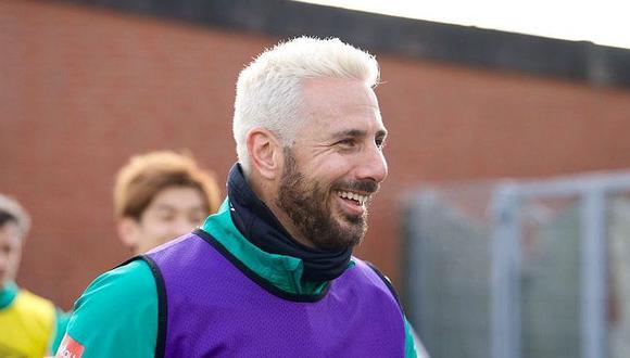 Al estilo Messi: el radical cambio de look de Claudio Pizarro (FOTOS)