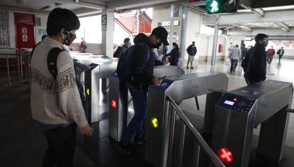 Metro de Lima: accidente de tránsito causa restricción del servicio entre estaciones de Línea 1 (GEC)