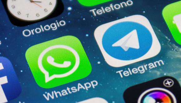 Telegram se puede abrir en simultaneo en diferentes dispositivos, a diferencia de WhatsApp que si haces eso, se cierra y pierdes tus conversaciones si antes no hiciste una copia de seguridad. (Foto: Depor)