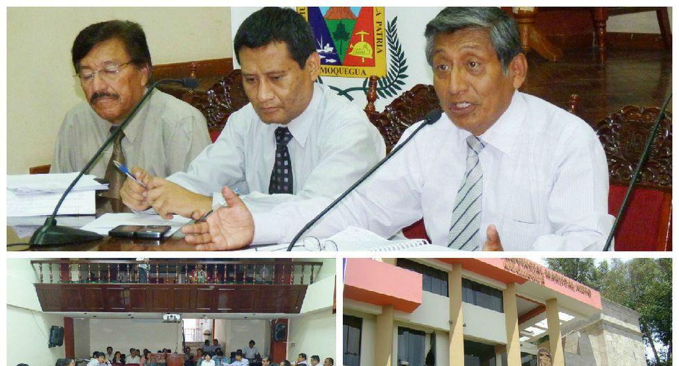 Mariscal Nieto: Subirán sueldo de funcionarios
