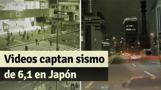 Japón: así se vivió el sismo de 6,1 grados en Tokio