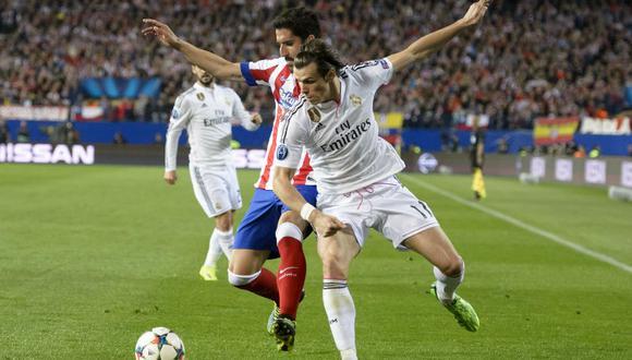 Champions League: Real Madrid y Atlético de Madrid igualaron 0-0