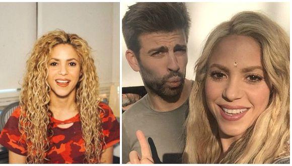 Shakira y Gerard Piqué acaban con rumores de separación al ser captados así (FOTOS)