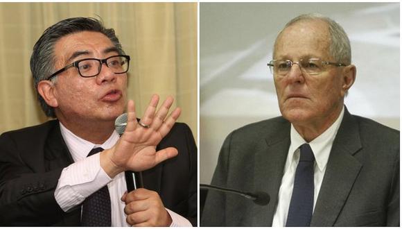 César Nakasaki niega que documentos incautados sean borradores de indulto a Alberto Fujimori