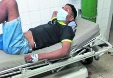 Un joven resulta baleado en  presunto ajuste de cuentas