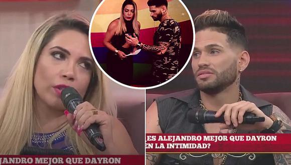 Anelhí Arias: Fotos demostrarían que aún no termina su relación con el cubano (FOTOS)