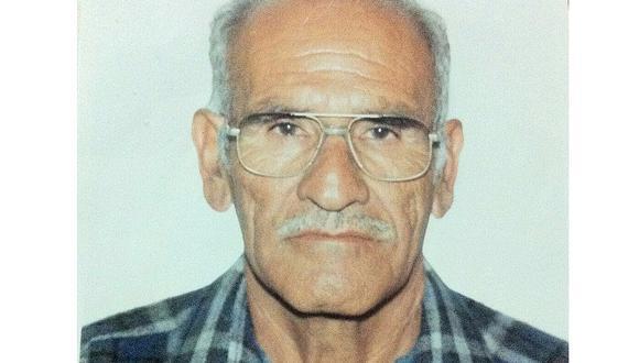 Familiares buscan a anciano de 80 años que desapareció en Santa Anita