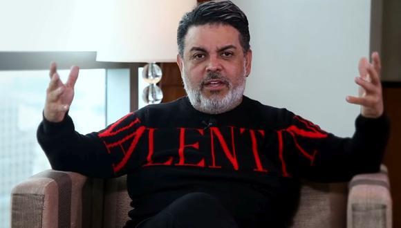 Andrés Hurtado confirmó que fue dado de alta tras superar el COVID-19.
