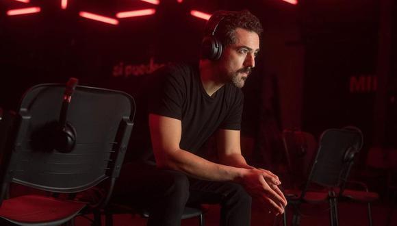 Luis Gerardo Méndez desarrollará proyectos de cine y televisión con Paramount+. (Foto: @luisgerardom)
