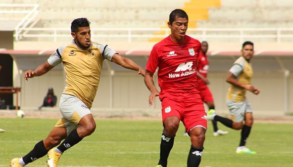 Ambos equipos se preparan para el inicio del campeonato de la Liga 1. (Foto: Prensa Binacional)