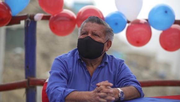 César Acuña aseguró que su agrupación respetará la decisión de los órganos electorales sobre la fecha de los próximos comicios. (Foto: GEC)