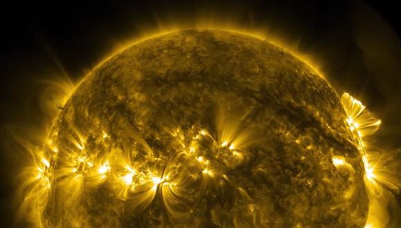 YouTube: Impresionantes imágenes de el Sol en alta definición (VIDEO)