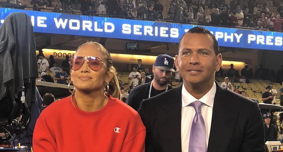 Jennifer Lopez y Alex Rodríguez apoyan la candidatura de Joe Biden (VIDEO)