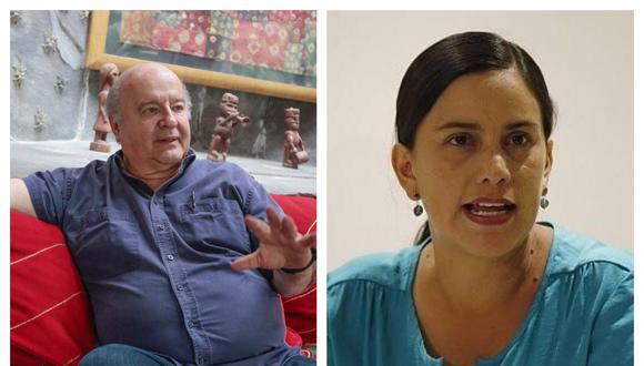 Hernando de Soto y Verónika Mendoza buscan llegar a una posible segunda vuelta. Collage: Correo / GEC