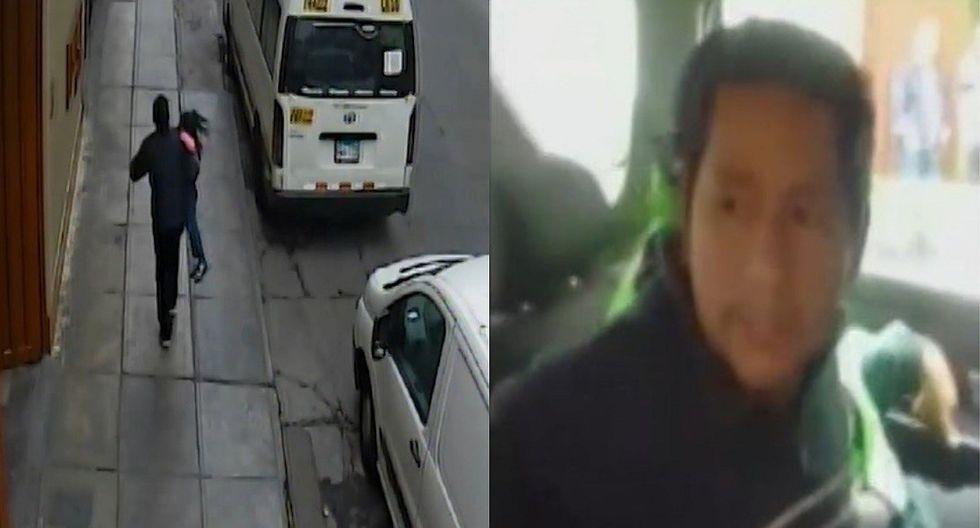 Hombre fue detenido cuando intentaba secuestrar a niña de 3 años que jugaba en la calle (VIDEO)