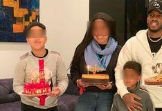 """Hija de Jefferson Farfán saluda a su hermano por su cumpleaños: """"Pese a todo, siempre vas a poder contar conmigo"""""""